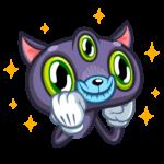 Пси-Кот: cтикер №22