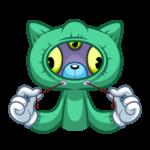 Пси-Кот: cтикер №32