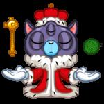 Пси-Кот: cтикер №39