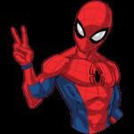 Человек-Паук: cтикер №10
