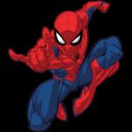 Человек-Паук: cтикер №14