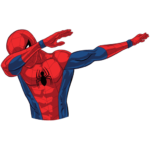 Человек-Паук: cтикер №20