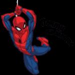 Человек-Паук: cтикер №23
