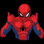 Человек-Паук: cтикер №27