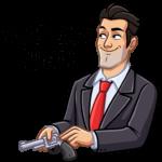 Секретный агент: cтикер №6