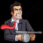 Секретный агент: cтикер №41