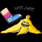 Бананос: cтикер №2