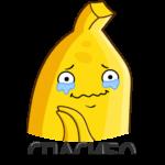 Бананос: cтикер №5