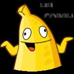 Бананос: cтикер №14
