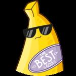 Бананос: cтикер №15
