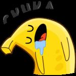 Бананос: cтикер №18
