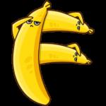 Бананос: cтикер №21