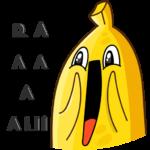 Бананос: cтикер №24
