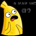 Бананос: cтикер №25