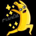 Бананос: cтикер №31