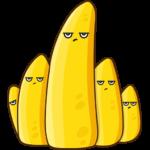 Бананос: cтикер №37