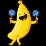 Бананос: cтикер №40