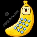 Бананос: cтикер №47