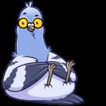 Голубь Михаил: cтикер №8
