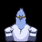 Голубь Михаил: cтикер №11
