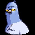 Голубь Михаил: cтикер №14