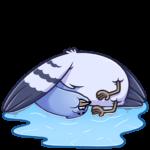Голубь Михаил: cтикер №16