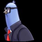 Голубь Михаил: cтикер №39