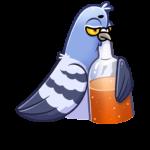 Голубь Михаил: cтикер №44