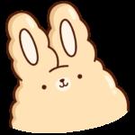 Кролик Супчик: cтикер №1