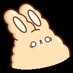 Кролик Супчик: cтикер №6
