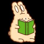 Кролик Супчик: cтикер №7