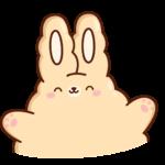 Кролик Супчик: cтикер №12
