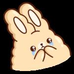 Кролик Супчик: cтикер №36