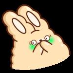 Кролик Супчик: cтикер №39
