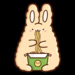 Кролик Супчик: cтикер №40