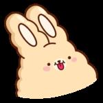 Кролик Супчик: cтикер №42