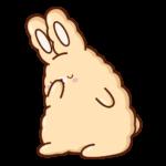 Кролик Супчик: cтикер №43