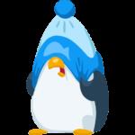 Пингвин Джордж: cтикер №13