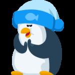 Пингвин Джордж: cтикер №20