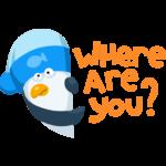 Пингвин Джордж: cтикер №35