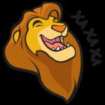 Король Лев: cтикер №32