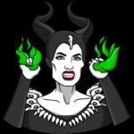 Малефисента: Владычица тьмы: cтикер №2