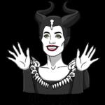 Малефисента: Владычица тьмы: cтикер №5