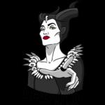 Малефисента: Владычица тьмы: cтикер №6