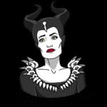 Малефисента: Владычица тьмы: cтикер №8