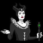 Малефисента: Владычица тьмы: cтикер №13