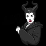 Малефисента: Владычица тьмы: cтикер №19