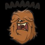 Чуи: cтикер №5