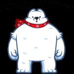 Миша Белый: cтикер №21