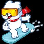 Миша Белый: cтикер №29